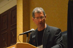 The Rev. Dr. John Derhauer, Conference Minister for the United Church of Christ in the Southwest.
