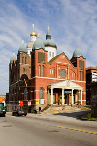 St. John the Baptist Ukrainian Catholic Church